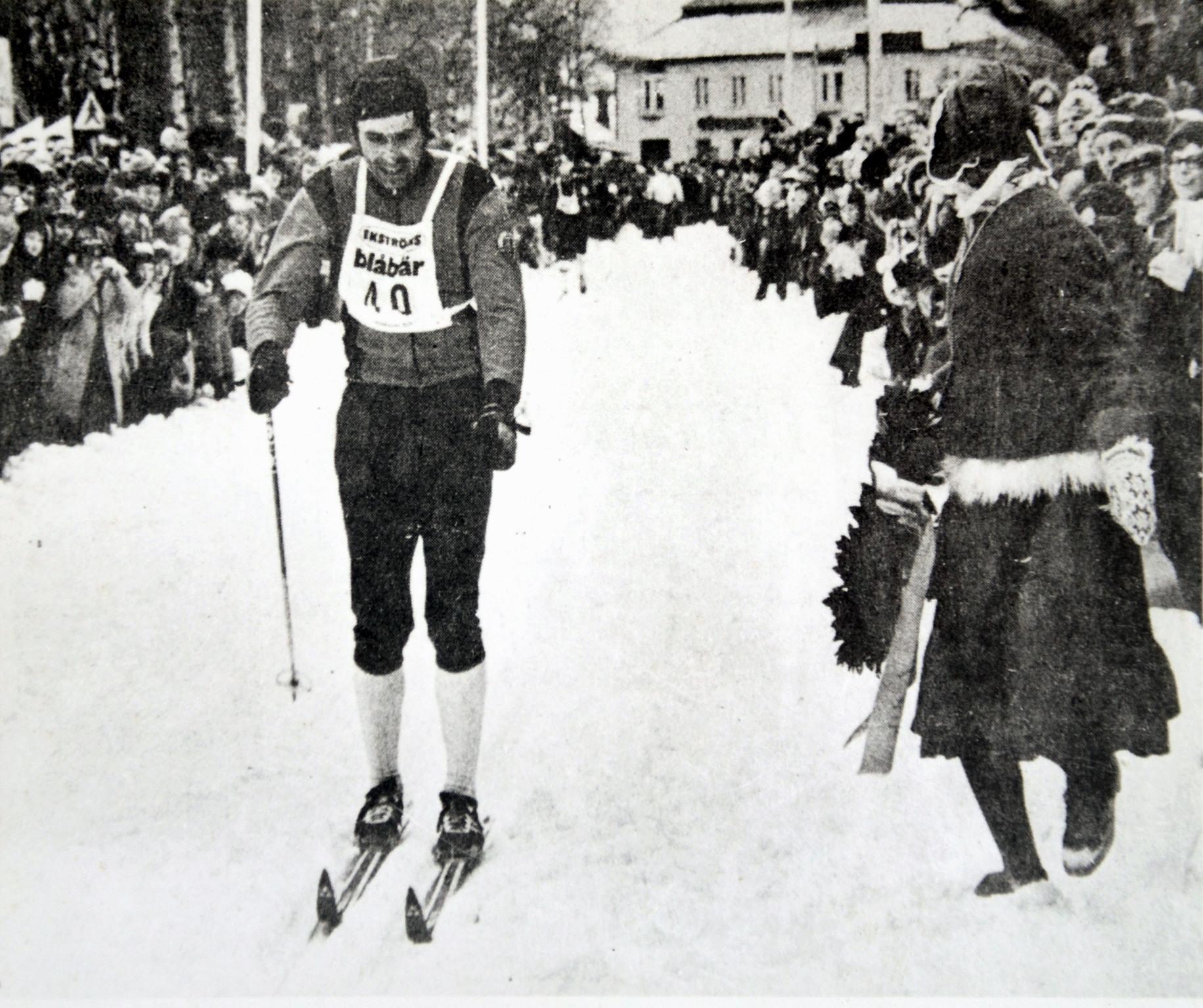 Gert-Dietmar Klause vasaloppet